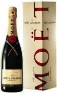 Шампанское Моет & Шандон Брют Империал подарочная упаковка 0,75 л