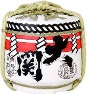 Сакэ Дзёсэн Кинкан Комо-дару подарочная декоративная бочка 1,8 л