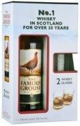 Виски Фэймос Граус плюс два стакана 0,7 л