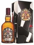 Виски Чивас Ригал 12 лет подарочная упаковка Патрик Грант 0.7 л